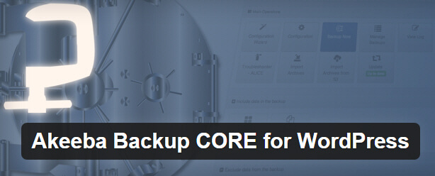 Come fare backup WordPress con Akeeba Backup