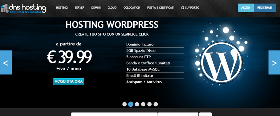 Installare WordPress in remoto