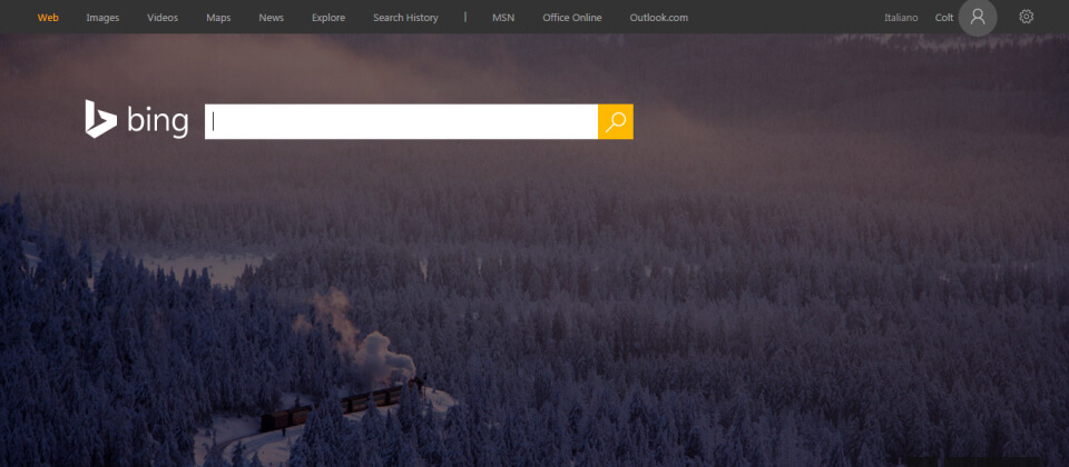 inviare sitemap wordpress a Bing