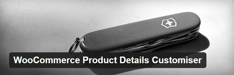 woocommerce product details